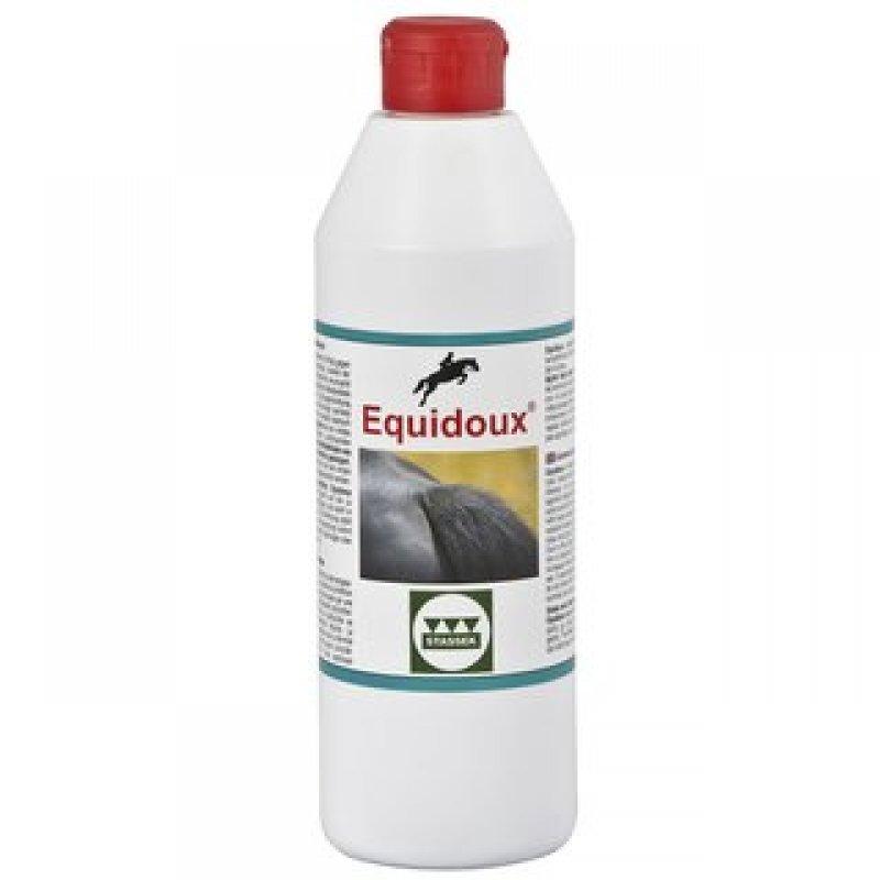 Stassek EQUIDOUX Tinktur gegen Schweif-und Mähnenscheuern, 500ml