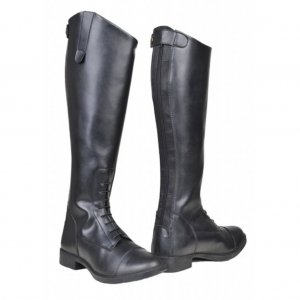 HKM Reitstiefel -New Fashion-, Damen, kurz/weit