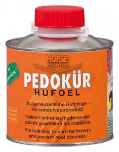 Horse Fitform PEDOKÜR Huföl mit Hufhornhärter 500 ml