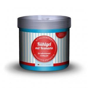 Mühldorfer Pferdefutter Kühlgel mit Rosmarin 500 ml