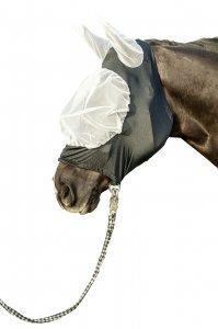 HKM Fliegenschutzmaske -extra weich und elastisch-