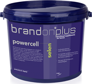 St Hippolyt Brandon plus powercell selen 3 kg