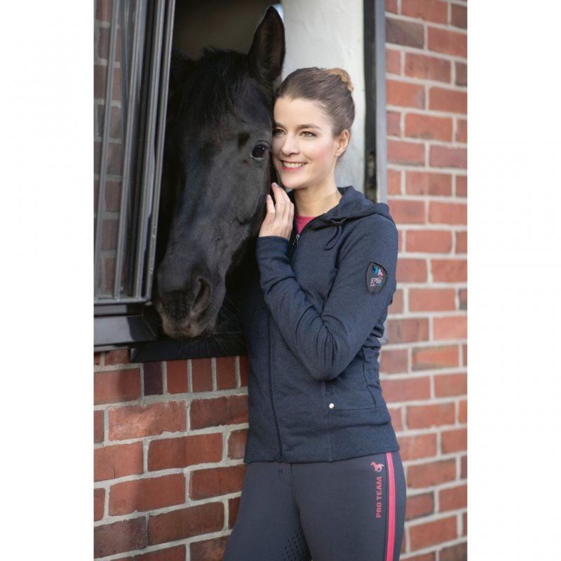 HKM Pro Team Sweatjacke -Speed-