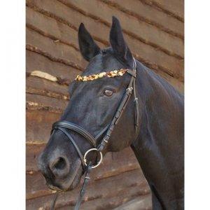 """Bernsteintrense """"German Riding"""" Luxury"""