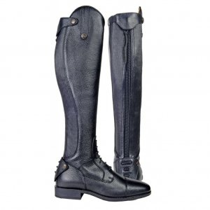 HKM Reitstiefel -Latinium Style- extra lang, Schaft. S