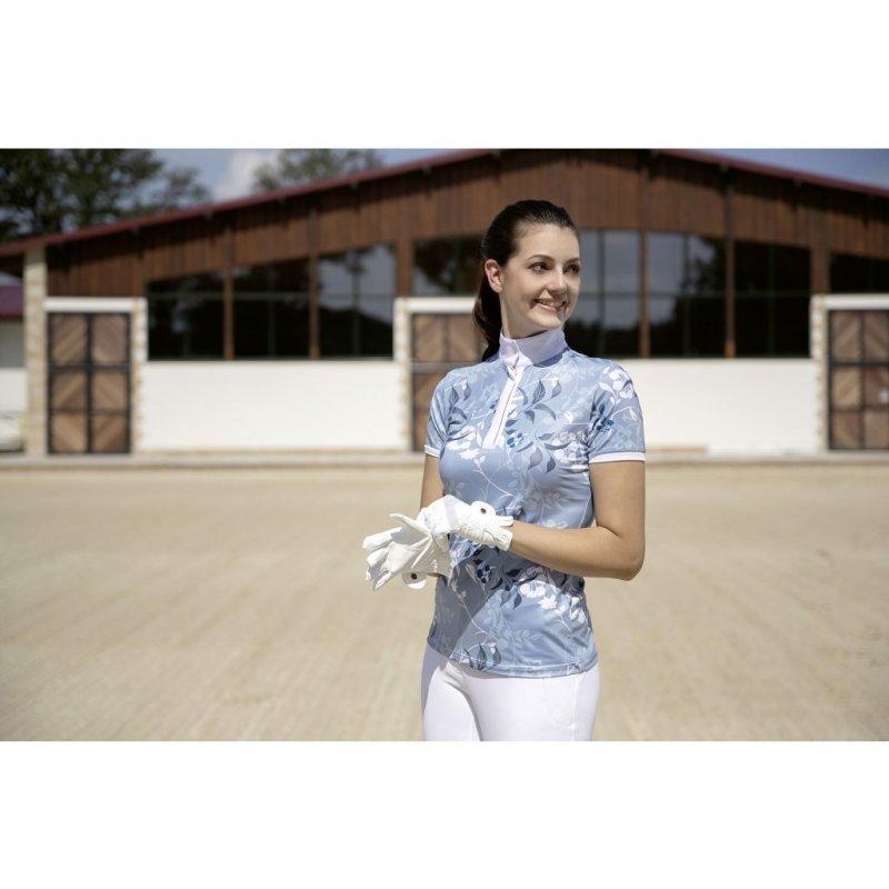 Lauria Garrelli by HKM Poloshirt -Sole Mio Floral Joy-