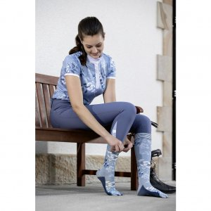 Lauria Garrelli by HKM Reitsocken -Sole Mio-