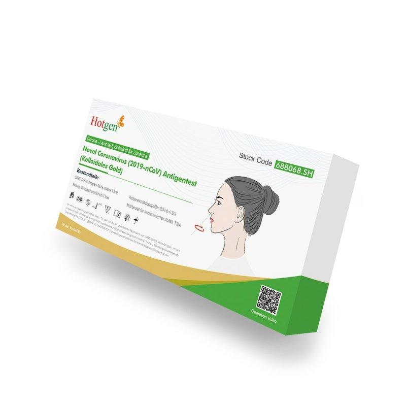 Covid-19 Antigen-Schnelltest, Nasal