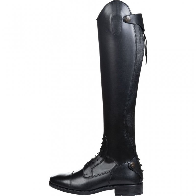 HKM Reitstiefel -Latinium Style Classic- lang, W. L