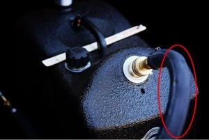 HAYGAIN Verbindungsschlauch für Bedampfer HG-One