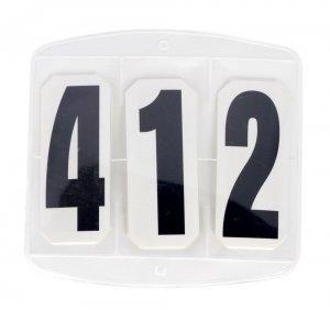 Kerbl Turniernummern